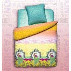 Полуторный подростковый комплект постельного белья «Paradise»
