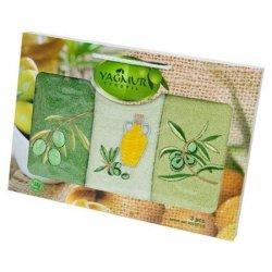 Набор кухонных полотенец «Olive»
