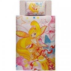 Детское постельное белье Winx Harmonix Stella
