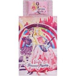 Детское постельное белье TAC Barbie Princess and Popstar
