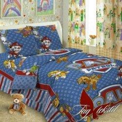 Детское постельное бельё Paw patrol