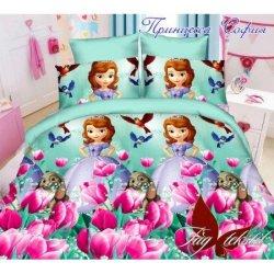 Детское постельное бельё Принцесса София