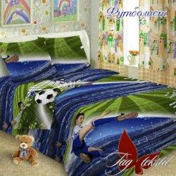 Детское постельное бельё Футболист TAG