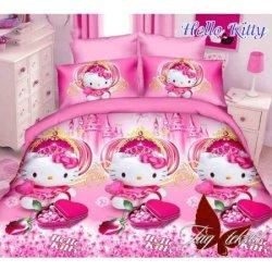 """Детское постельное бельё """"Hello Kitty"""" TAG"""