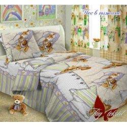 """Детское постельное бельё  """"Пёс в пижаме"""""""