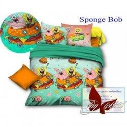 """Десткое покрывало """"Sponge Bob"""""""
