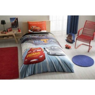 Детское постельное белье TAC Disney Cars 3