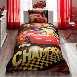 """Детское постельное """"Cars Champion"""""""