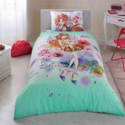 Детское постельное белье Winx Bloom Water Colour