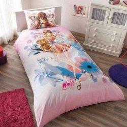 Детское постельное Winx Flora Water Colour