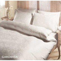 Постельное бельё евро Gardenia Серое