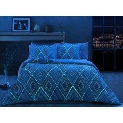 Светящееся постельное бельё Gina Pembe