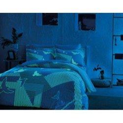 Светящееся постельное бельё Izzie Mavi