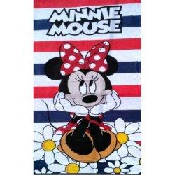 Детское пляжное полотенце Minnie Mouse 2