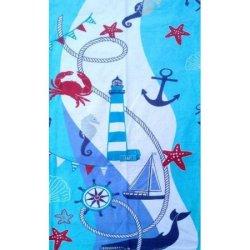 Детское пляжное полотенце Море