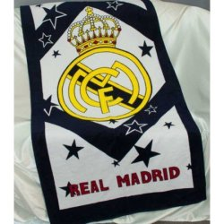 Пляжное полотенце Real Madrid