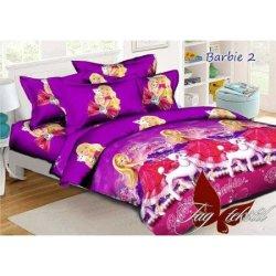 Детское постельное бельё Barbie 2 TAG