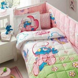 Набор в кроватку Sirinler Girl