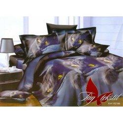 3Д постельное бельё PS-NZ2186