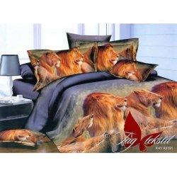 3Д постельное бельё PS-NZ2191