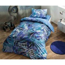 Подростковое постельное бельё Paint Mavi