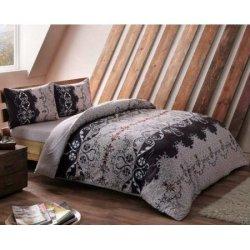 Фланелевое постельное белье TAC Gizella Vizon