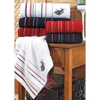 Набор махровых полотенец «Tempe»