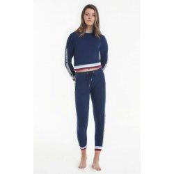 Женская домашняя одежда - кофта+брюки Yoors Star Y2019AW0098 синяя