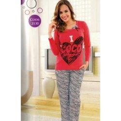 Женская домашняя одежда Night Angel 2130 L/XL
