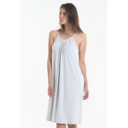 Ночная рубашка Yoors Star Y2019AW0123 светло-серая