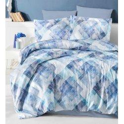 Постельное бельё Ecosse сатин Aura голубое