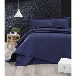 Покрывало на кровать Eponj Home 200*240 Monart Lacivert