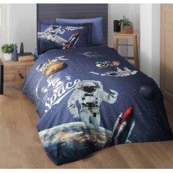Детское постельное белье 3D First Choice Digital Satin Cotton Space
