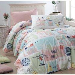 Подростковое постельное бельё First Choice ранфорс Summer Somon