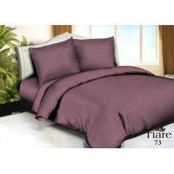 Постельное белье Вилюта сатин-жаккард Tiare 73 фиолетовое