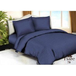 Постельное белье Вилюта сатин-жаккард Tiare 78 синее