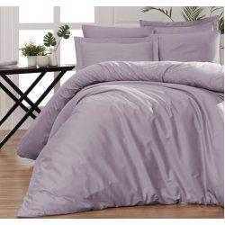 Однотонное постельное белье First Choice Satin Cotton Snazzy Lavender
