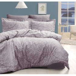 Постельное бельё First Choice Satin Cotton Vanessa Lavender