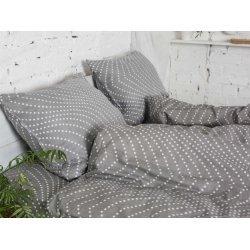 Фланелевое постельное белье 30-0508 Grey