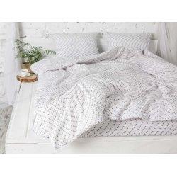 Фланелевое постельное белье 30-0508 White