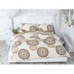 Фланелевое постельное белье 40-0997 Cacao