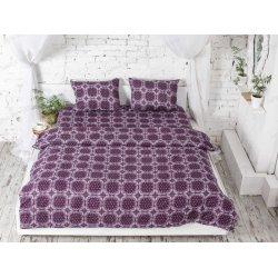 Фланелевое постельное белье 40-1045 Dark Plum
