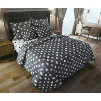 Фланелевое постельное белье Apple