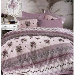 Фланелевое постельное белье Клематис без компаньона