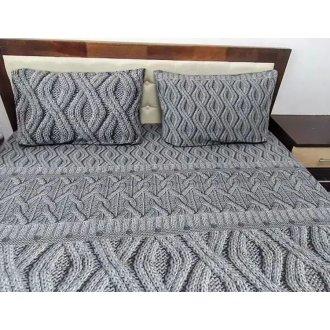 Фланелевое постельное белье Родное тепло