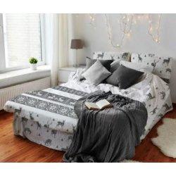 Фланелевое постельное белье Серебряное копытце