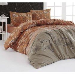 Фланелевое постельное белье First Choice Burrell Taba евро