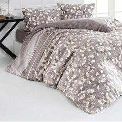 Фланелевое постельное белье First Choice Gianna Vizon евро