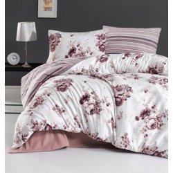 Фланелевое постельное белье First Choice Jaden Pudra евро