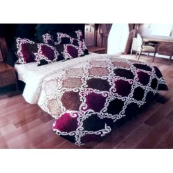 Фланелевое постельное белье Императрица